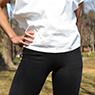 17ss 5白Tシャツ+ストパン黒